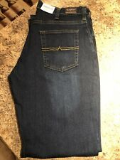 All American Clothing Revolution Mens Jeans 34x32 Dark Denim NWT Made In USA