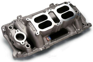 Engine Intake Manifold RPM Air Gap (R) Dual Quad Edelbrock 7520