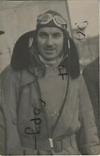 WW2 Aircrew RAF Royal Air Force Pilot  in flying kit September 1939