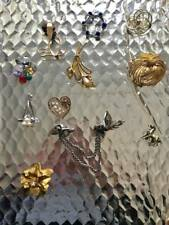 Brooches Vintage Estate Jewelry 11 Mixed Lot Collection