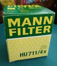 OIL FILTER GENUINE FIAT PUNTO 1.9 JTD HU711/4x Alfa Romeo Opel Fiat