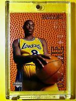 Kobe Bryant AUTHENTIC ROOKIE CARD UPPER DECK EXCLUSIVES 96-97 RC #R10 Mint Rare!