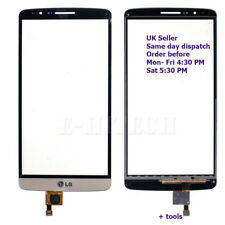LG G3 D850 D855 Gold Digitizer Touch Screen Lens Glass Pad Replacement Tools