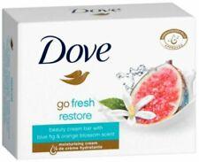 Dove Go Fresh Restore Blue Fig & Orange Blossom Bar Soap 100 g