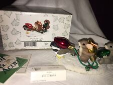 "Charming Tails ""Parade Of Lights"" Dean Griff Nib"