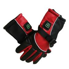 Motorcycle 3000 mAh Electric Heated Gloves Motorbike USB Heating Mittens