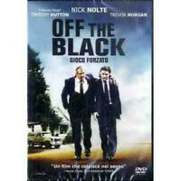 Off the black - gioco forzato - DVD Film Ex-Noleggio