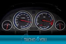 BMW Tachoscheiben 300 kmh Tacho E39 Benzin M5 Schwarz 3302 Tachoscheibe km/h X5