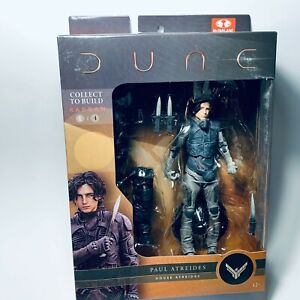 McFarlane Toys Dune Movie Series 1 Paul Atreides 7in Figure CTB Rabban