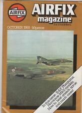 Airfix Magazine  Modellers  Oct 1980 FAF Phantoms   Hurricane MK2  Thunderbolts
