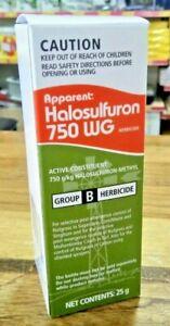 Nutgrass and Weed Killer 25g 750g/Kg Halosulfuron Herbicide Weedicide