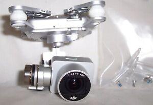 DJI Phantom 3 CAMERA GIMBAL Standard 2.7k Video Drone PH3 PH *PARTS* *AS-IS*