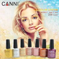 CANNI Profi Gellack UV& LED Gel Nagellack - Base Coat,Top Coat-Farben von 56-110