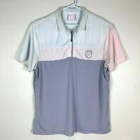IJP Golf Ian Poulter Premium Golf Polo Shirt Size Men's 2XL XXL