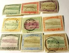 Timbres de la Dominique depuis 1967