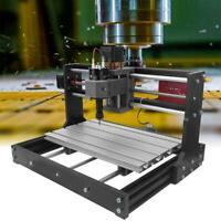 CNC 3018 Pro Machine de gravure Kit de routeur pour plastique bois acrylique Kit