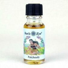 Sun's Eye Patchouly essential oil,Vegan aromatherapy, New 1/2 oz Free Shipping
