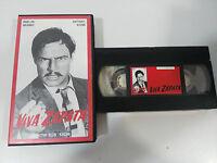 Viva Shoe VHS Tape Collectors Marlon Brando Anthony Quinn Elia Kazan