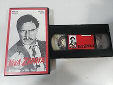 VIVA ZAPATA VHS TAPE COLECCIONISTA MARLON BRANDO ANTHONY QUINN ELIA KAZAN