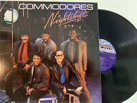 Commodores – Nightshift LP 1985 Motown – 6124ML VG+/EX