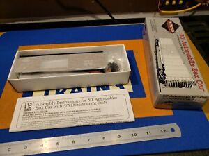 HO NYC NEW YORK CENTRAL 50' AUTOMOBILE BOX CAR KIT 8416 Car #64057 🚂#35