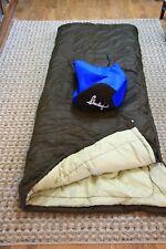Slumberjack  -20 Degree rectangular. Sleeping Bag.  stuff bag     #1