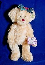"""14"""" Annette Funicello Mohair Bear-Fully Jointed & Excellent"""
