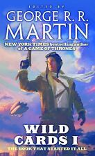 WILD CARDS I - MARTIN, GEORGE R. R. - NEW PAPERBACK BOOK