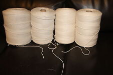 10 KILOS 100% NAT COTTON Shabby Rustic Style 10 ply String, Twine  Craft Making