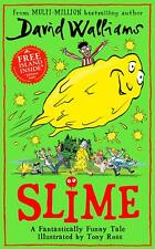 Signed Book - Slime by David Walliams First Edition 1st Print