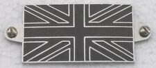 Plaque émail UK 50mm x 30mm