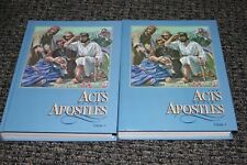 Acts of the Apostles 2 vols Ellen G White great art NEW