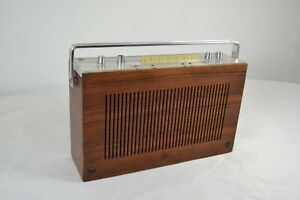 Bang & Olufsen - B&O - Beolit 800 Portable Radio - Teak - 1965