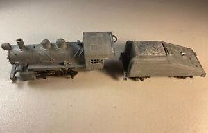 HO Mantua 3977 Shifter Engine Locomotive & Slopeback Tender 2199 - Set Of 2