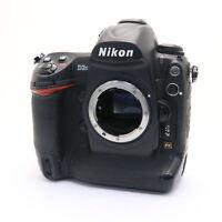 Nikon D3S Body Shutter Count 45865 shots