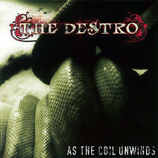 THE DESTRO As the Coil Unwinds (CD, May-2007, Ironclad Recordings) NEW + TRKG!