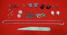 Vintage Lot of Ladies Braclets/Necklace/Earrings