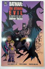 batman the ultimate evil book 1 on 2 dc comics