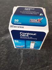 Contour next  - Sensoren,Teststreifen,Blutzucker,50 Stk.,Neu ,OVP !!!!!
