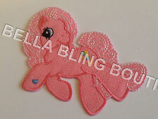 1 EMBROIDERED MY LITTLE PONY IRON ON SEW ON PATCH APPLIQUE