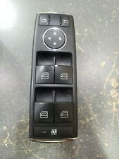 2010 MERCEDES BENZ E350 MASTER WINDOW SWITCH P/N A2128208210
