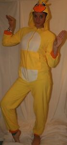 Womens,Mens,1Onesie1,Teens,Duck jumpsuit all in one fancy dress/book day outfit