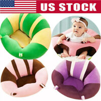 Comfortable Children'seat Baby Support Seat Sit Up Soft Chair Infant Seat US