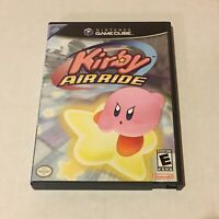 Kirby Air Ride Tested & Complete For Nintendo GameCube By Hal Laboratory 2003 ⭐️