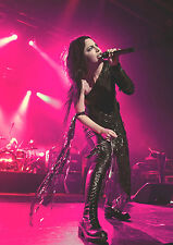 A3 SIZE - EVANESCENCE AMY LEE American Singer Vocalist WALL DECOR ART POSTER