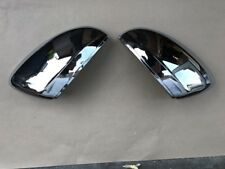 PEUGEOT 208 2012 - 2017 Chrome Wing Mirror Covers paire Droite/Gauche
