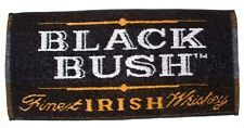 Black Bush Finest Irish Whiskey - Beer Bar Towel - New