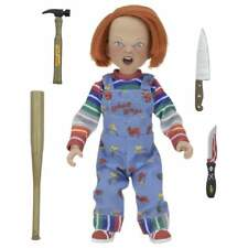 "CHILD'S PLAY CHUCKY 5.5"" CLOTHED ACTION FIGURE FROM MEZCO TOYZ"