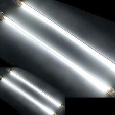 "4 Piece Car White Undercar Underbody Neon Kit Lights CCFL Cold Cathode 6"" + 12"""