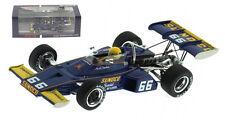 Spark 43in72 mclaren m16b # 66 winner indy 500 1972-Mark Donohue, échelle 1/43,
